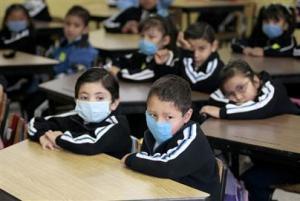 Children in School in Mexico
