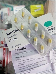 Tamiflu must be taken in the first 24-48 hours to be effective