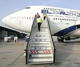 El Al new policy - sick with flu symptoms, don't plan on flying anytime soon!
