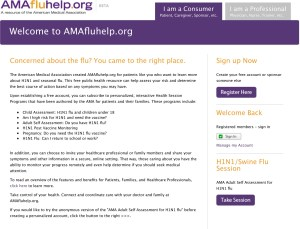 """You can log in to the Web site or can participate anonymously and can """"invite"""" family members and their physicians and other health care providers to connect with the system. The information they enter is private and secured, and personal data cannot be accessed without a user's consent, according to the AMA statement. A physician can enter the program to monitor all the patients he or she is following and communicate with them through online questions and answers."""