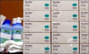 Boxes Tamiflu
