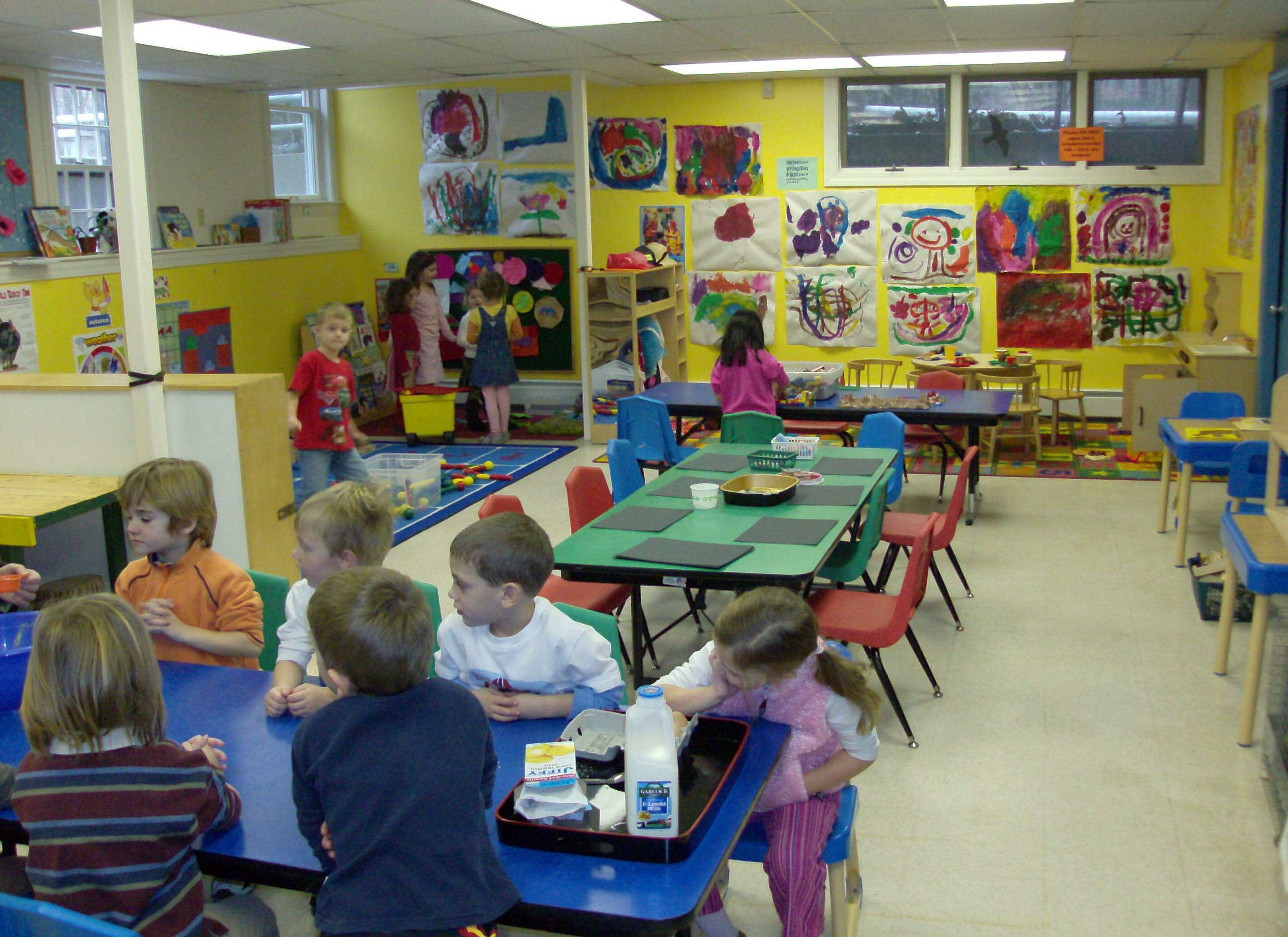 Group Family Daycare Design Ideas Car Pictures Car Canyon - Home daycare design ideas