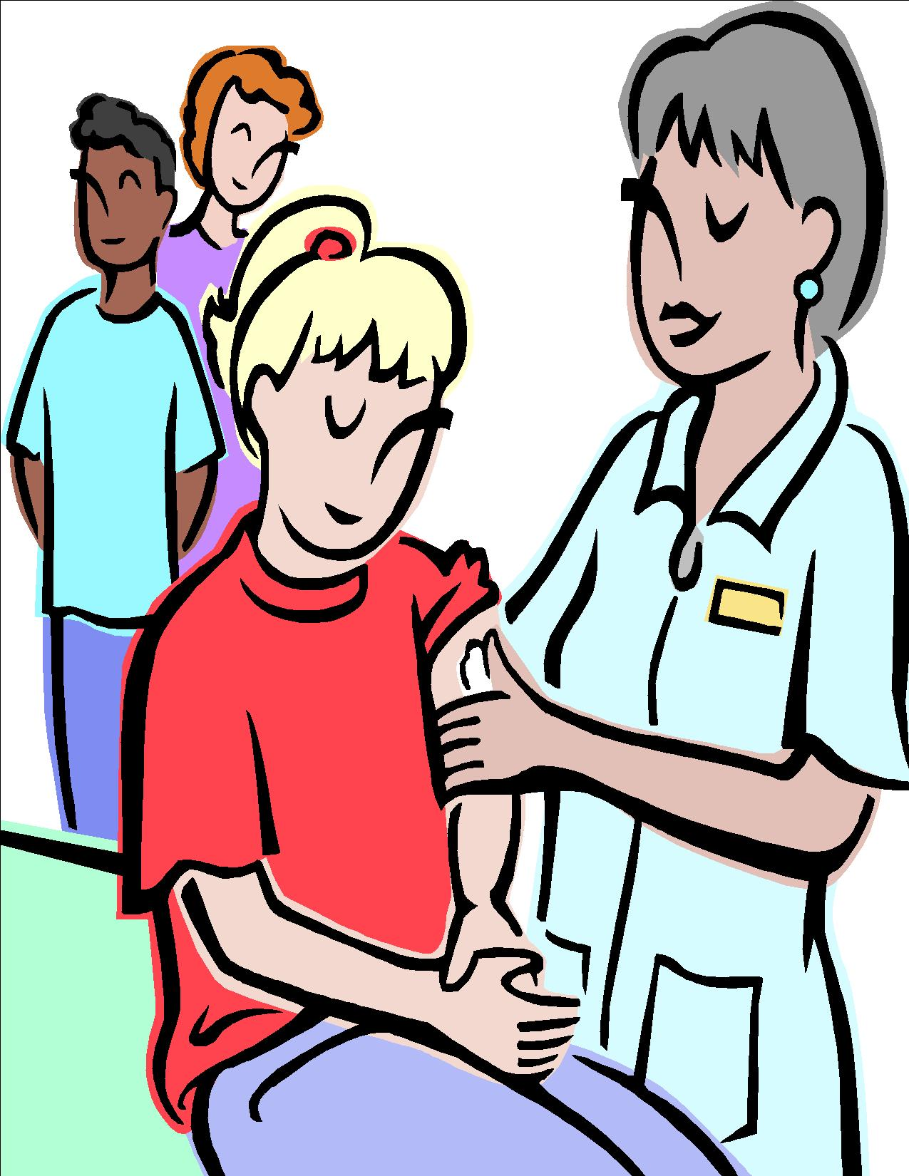 H1n1 Swine Flu Study Shows  H1n1 Vaccine Cartoon